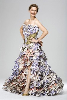 Million Pound Dress